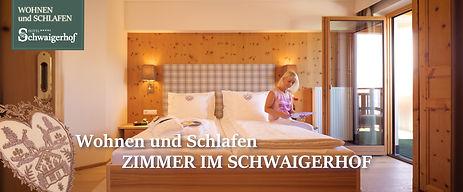 Schwaigerhof Zimmer