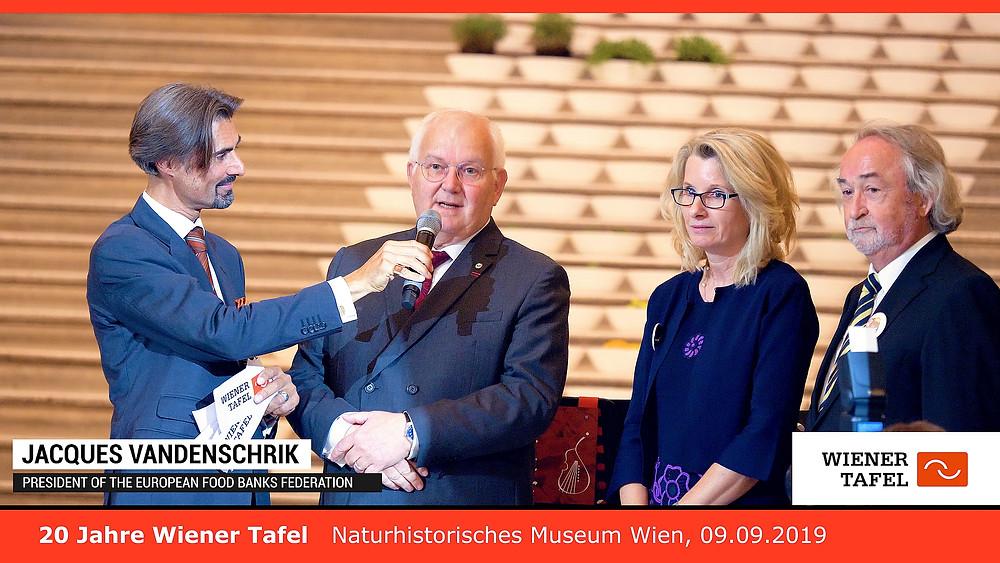 20 Jahre Wiener Tafel 09.09.2019