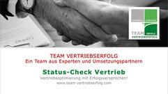 Team Vertriebserfolg | STATUS-CHECK VERTRIEB