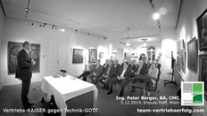 Team Vertriebserfolg | Powerteams formen | VertriebsKAISER gegen TechnikGOTT