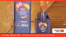 20 Jahre Wiener Tafel | VideoDOKU