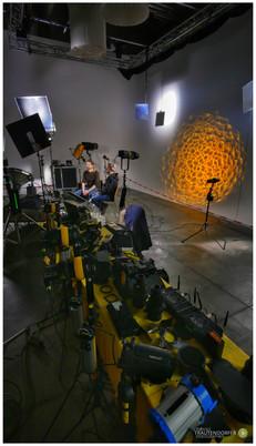 Licht für dokumentarische und szenische Produktionen   Licht-Workshop mit DEDOLIGHT und PRO.MEDIA