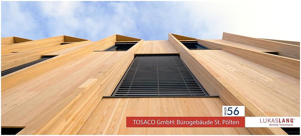 TOSACO GmbH: Bürogebäude St. Pölten