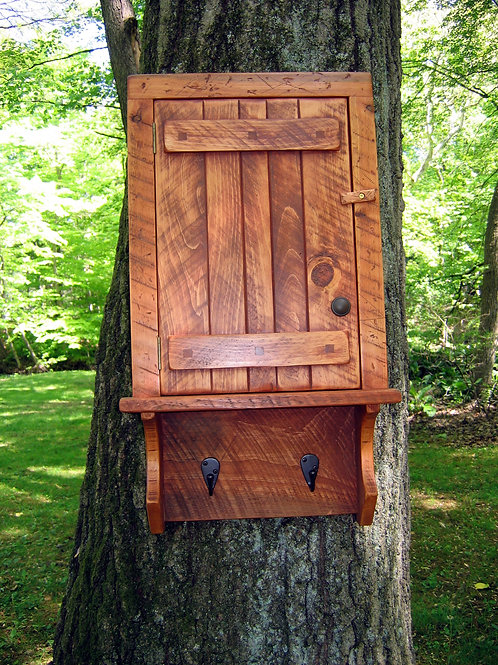 rustic wall cabinets
