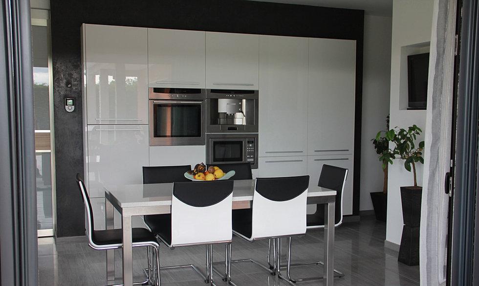 menuis'art cuisine moderne vichy cuisine design vichy cuisine vichy - Lave Vaisselle En Hauteur Cuisine