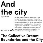 and the city podcast episode 3