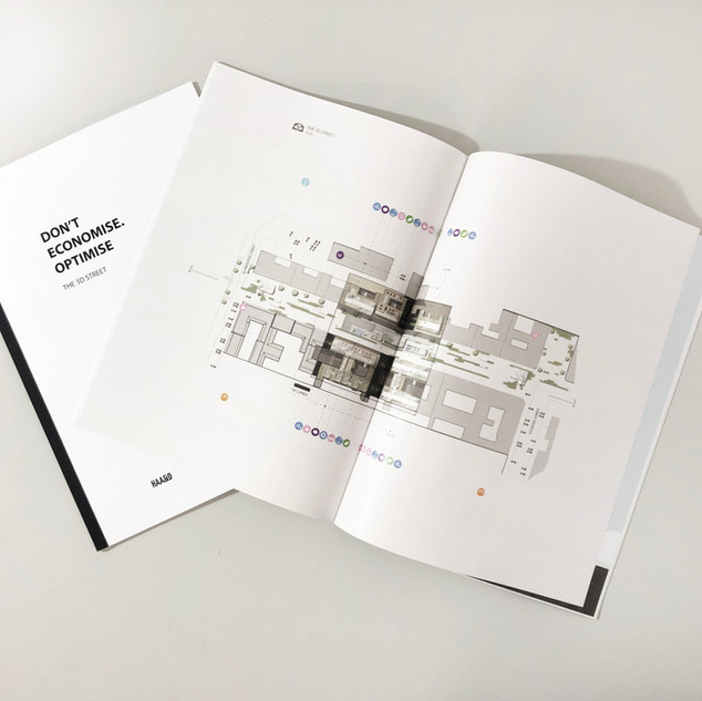 3D Street Publication, HAA&D Architectur