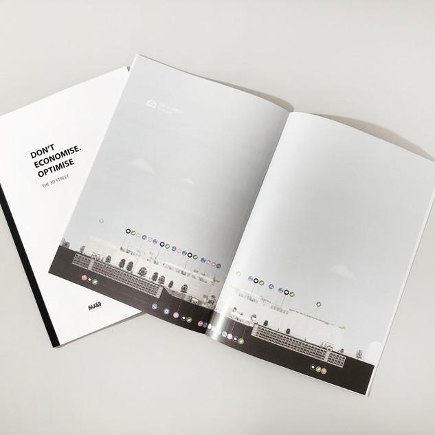 3D Street Publication, HAA&D
