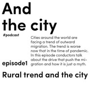 and the city podcast episode 1