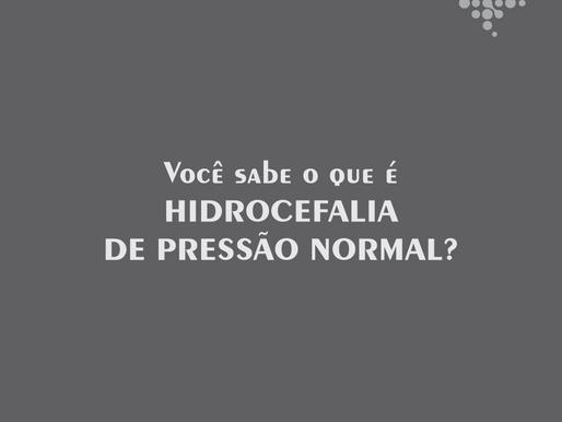 Hidrocefalia de Pressão Normal. Conheça os sintomas e como tratar.