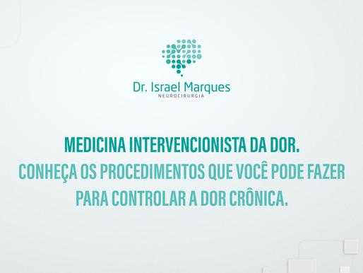 TRATAMENTOS INTERVENCIONISTAS PARA A DOR CRÔNICA.