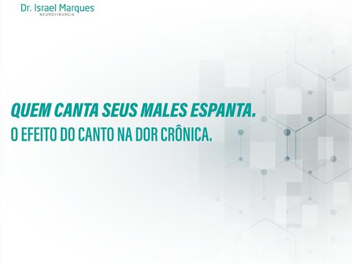 QUEM CANTA SEUS MALES ESPANTA?