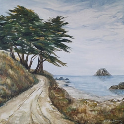 The Old Sea Road