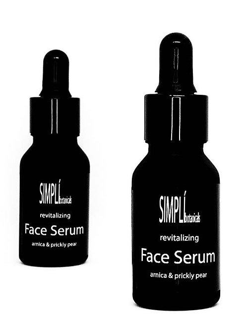 Revitalizing Face Serum