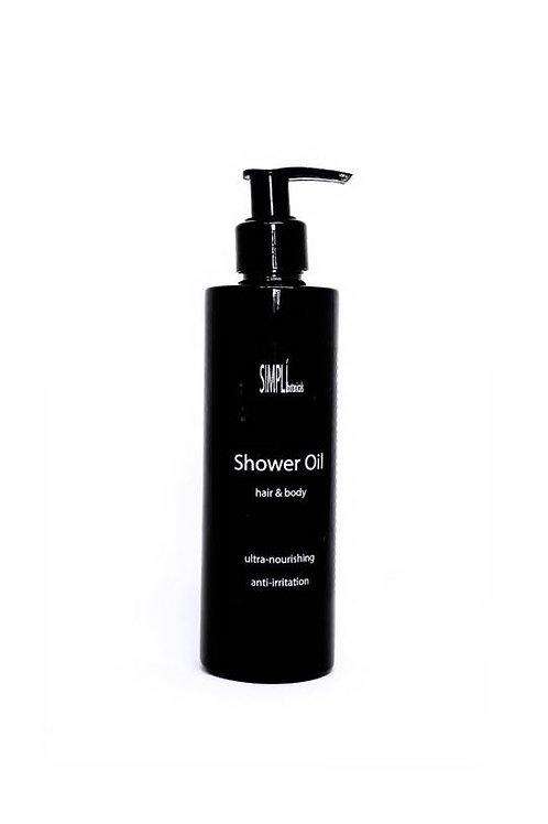 Shower Oil hair 'n body