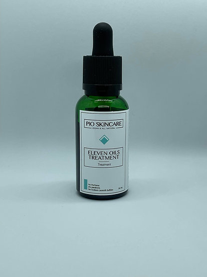 Eleven Oils Treatment