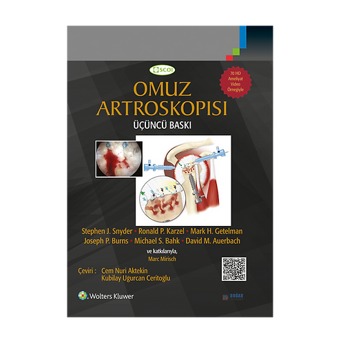 Snyder - Omuz Artroskopisi (Omuz Artroskopisi'nde En Önemli Kaynak)  TÜRKÇE