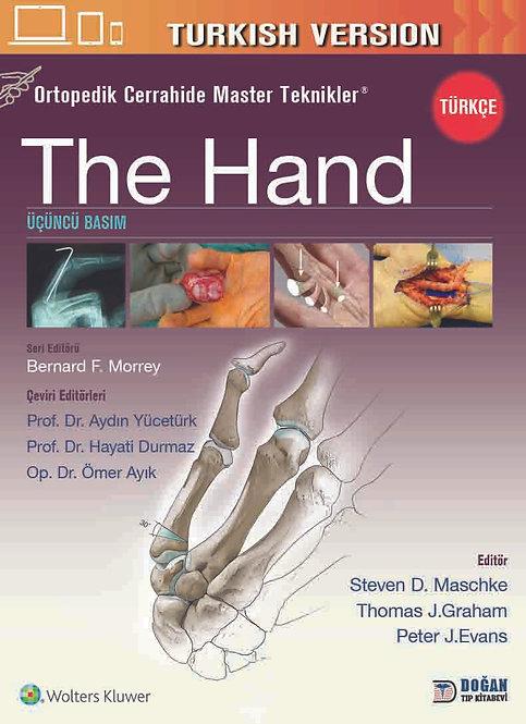 The Hand - Ortopedik Cerrahide Master Teknikler TÜRKÇE