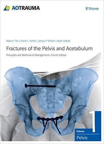 AO Fractures of the Pelvis and Acetabulum Two Volume Set 4e