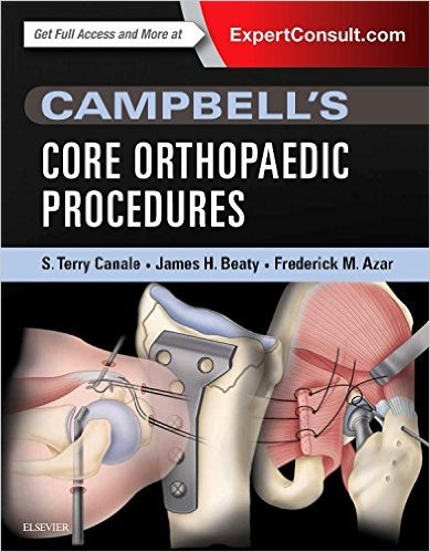 Campbell's Core Orthopaedic Procedures & VİDEOS