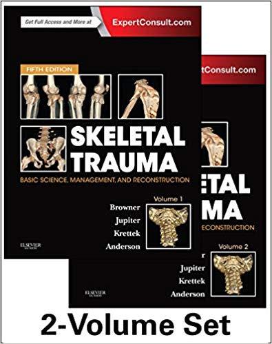Skeletal Trauma(2 Vol.)