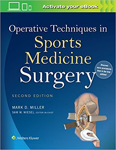 Operative Techniques in Sports Medicine Surgery (Wiesel spinoff)