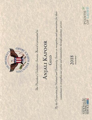 President Volunteer Service Award.jpg
