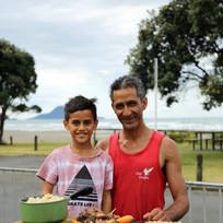 Ohope Local Wild Food Challenge prize winners