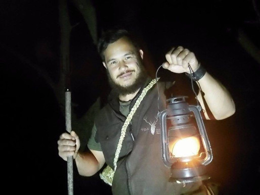 Toa the Hunter Gatherer to judge at Local Wild Food Challenge