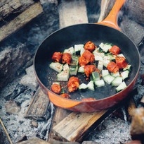 Ohope Local Wild Food Challenge fire cooking.jpg