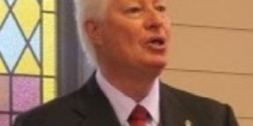 Peter Kyle. Rotary International Board Member.