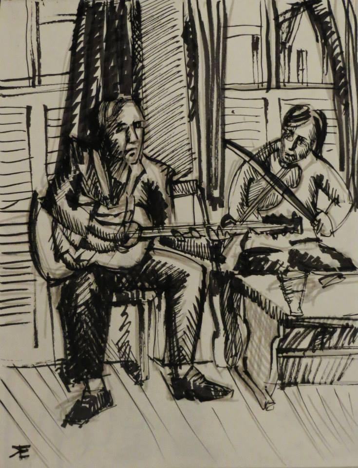 musicians (scotland bar)