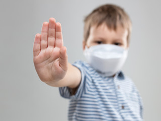 Helping your Child to Wear a Mask