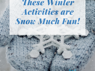 These Winter Activities Are Snow Much Fun!