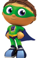 SUPER WHY (not?) How following one child's interest brought one whole group together