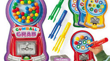 Gumball Grab – Great for preschool kids or ages 3-6!