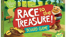 Race to the Treasure: Ages 5 and up