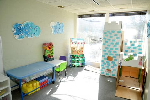 Symbolic Play Room