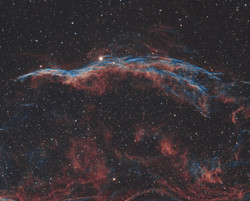 NGC6960 HA OIII