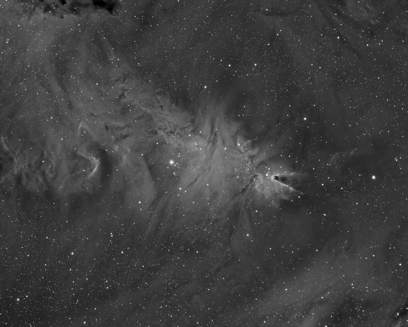 NGC2264 Ha