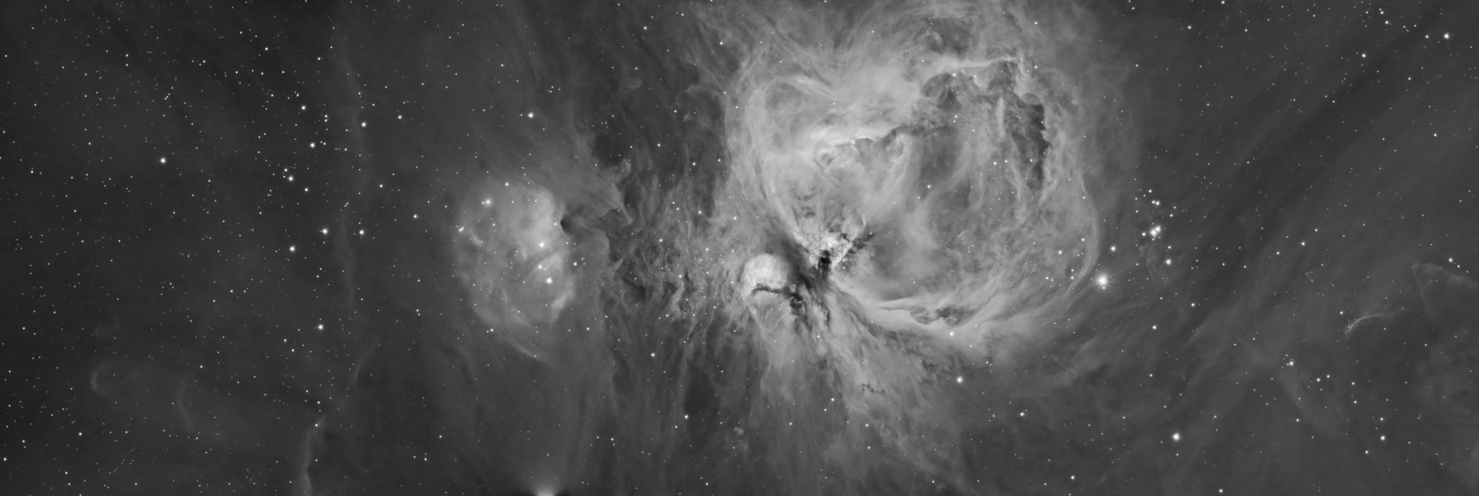 M42/NGC1977 Ha