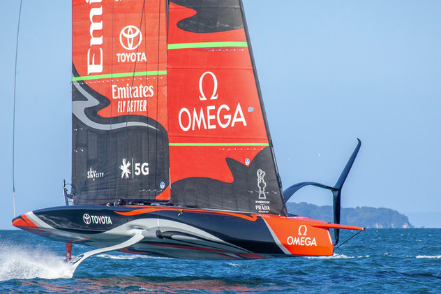 America's Cup World Series Portsmouth - How to run a world-class sailing event.