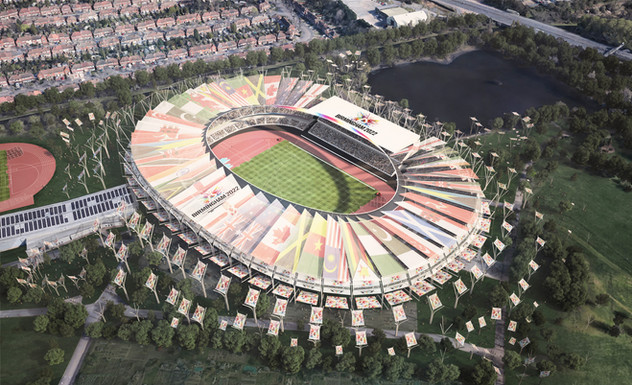 BIRMINGHAM APPOINTED AS A CANDIDATE CITY TO HOST THE 2022 COMMONWEALTH GAMES.