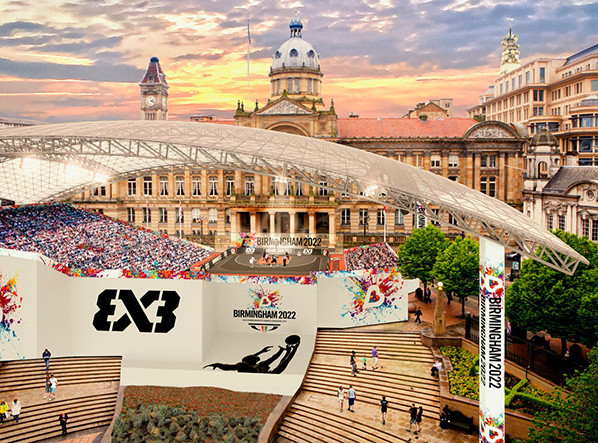 BIRMINGHAM CONFIRMED AS HOST FOR THE COMMONWEALTH GAMES 2022