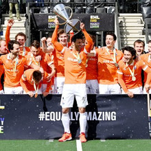 EURO HOCKEY LEAGUE (EHL) AND ORIGIN SPORTS GROUP AGREE A STRATEGIC PARTNERSHIP TO GROW THE EHL