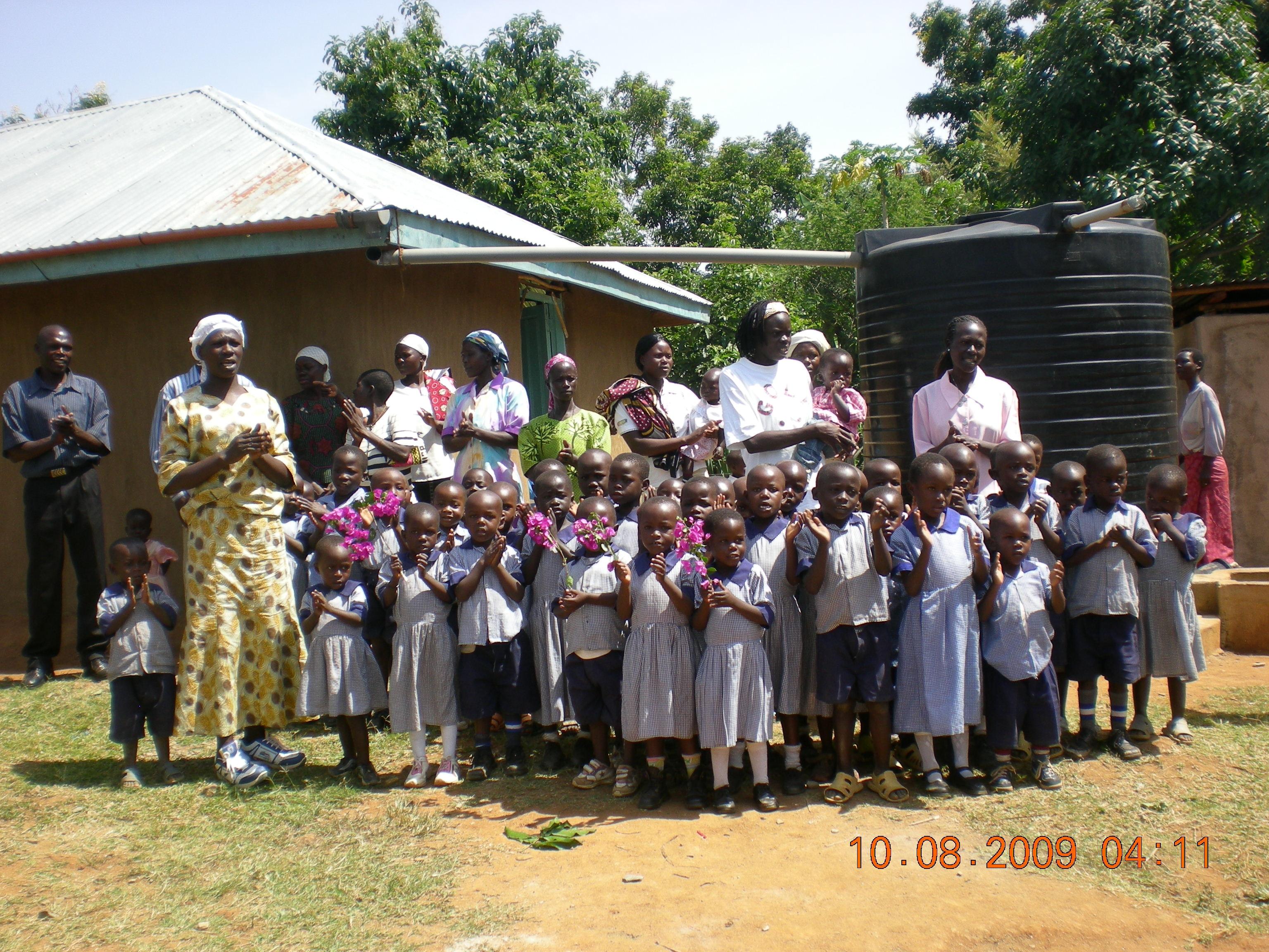2009 - Yogo School