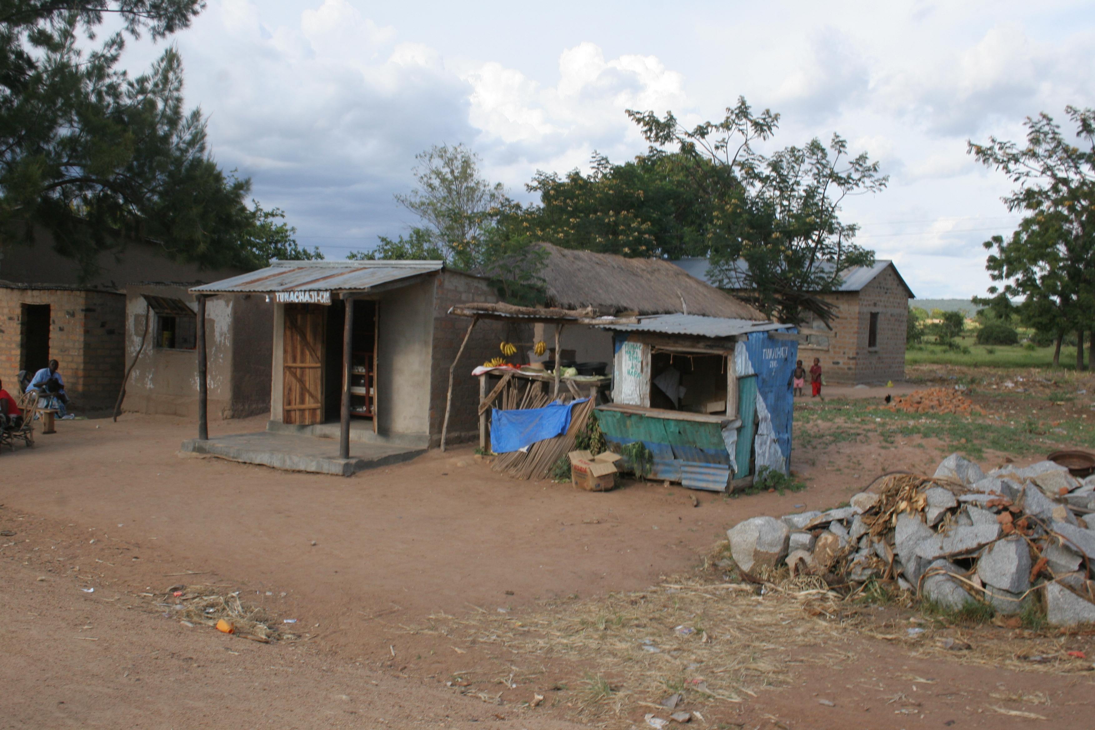 Bukwimba home