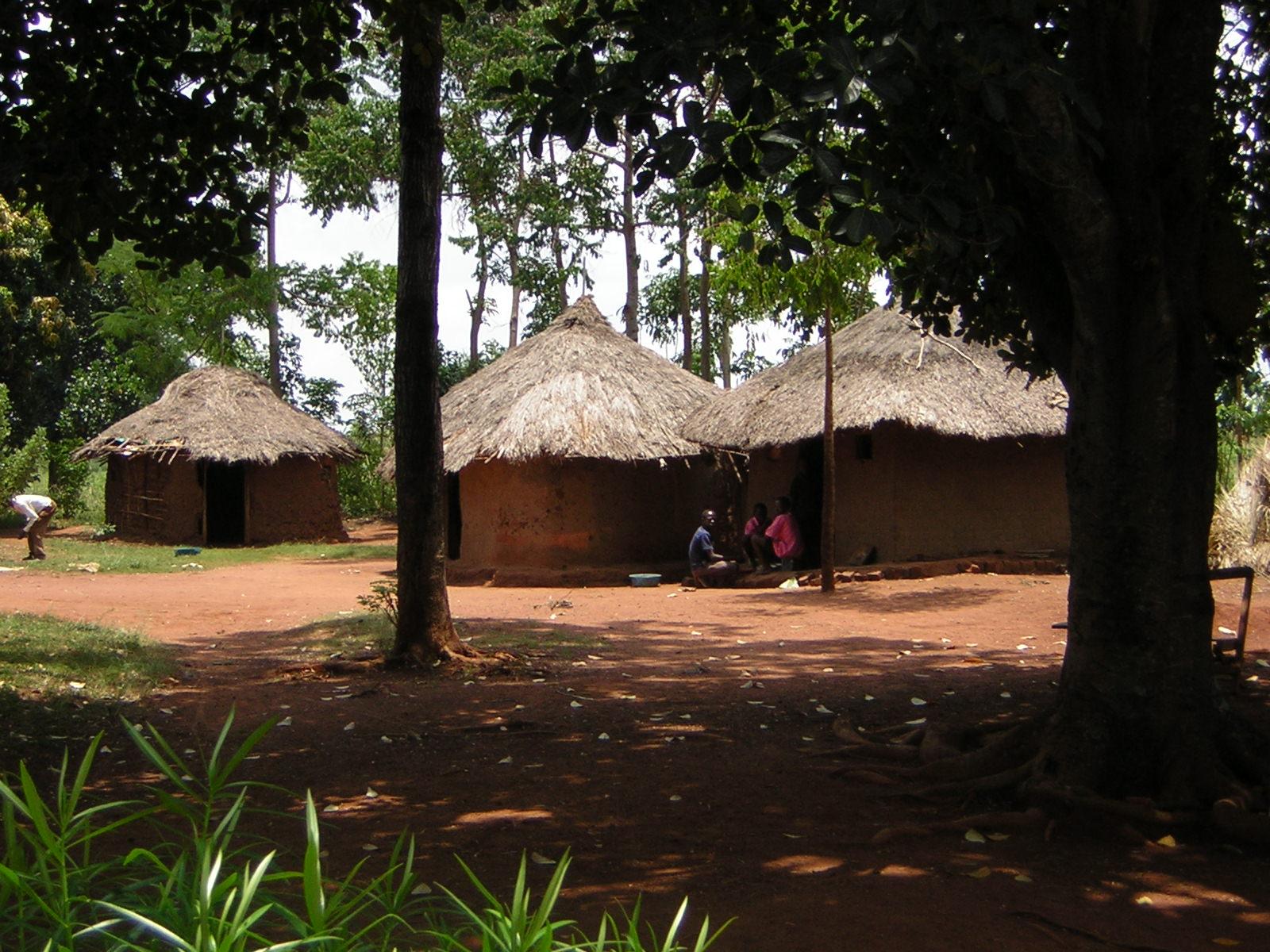 Yogo village 2008