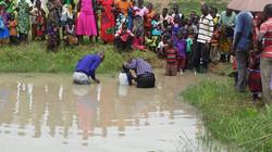 Baptisms in Mwalwigi 2018