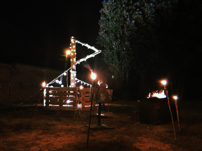 Kamp(vuur)avond